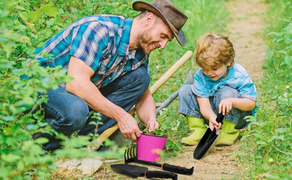 plant tool kits 3set