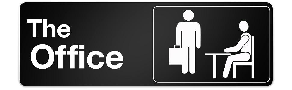 Amazon.com : The Office Sign - Dunder Mifflin Logo - The ...