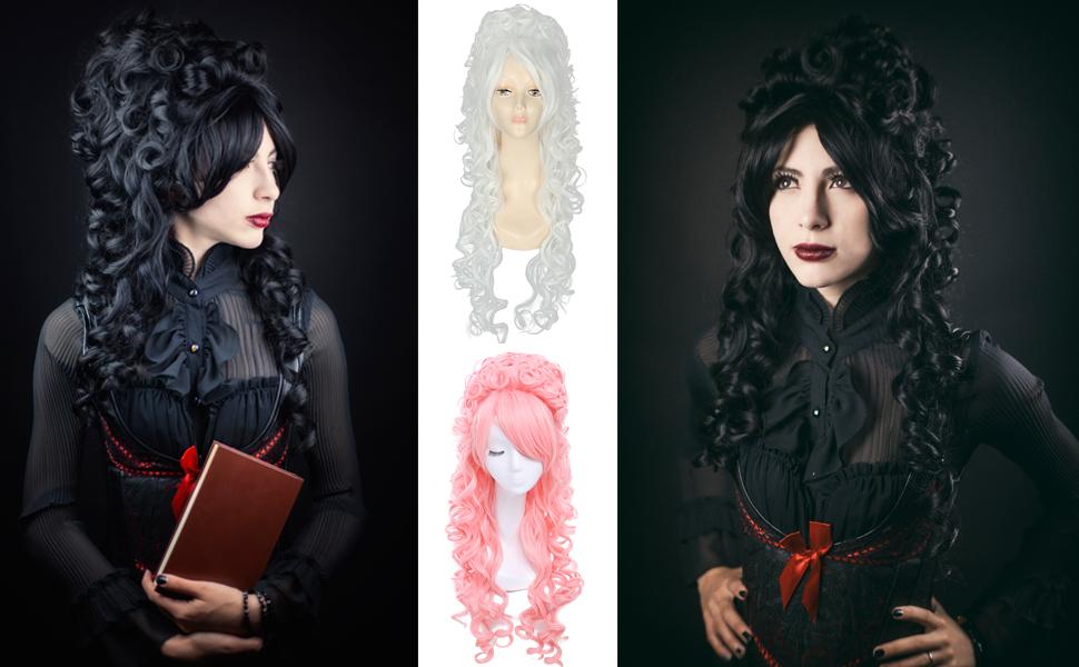 Marie Antoinette Cosplay Wigs
