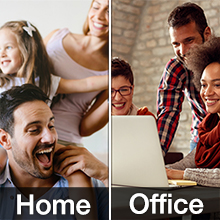 home,office