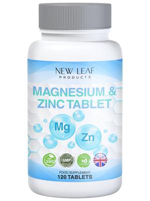 magneisum and zinc