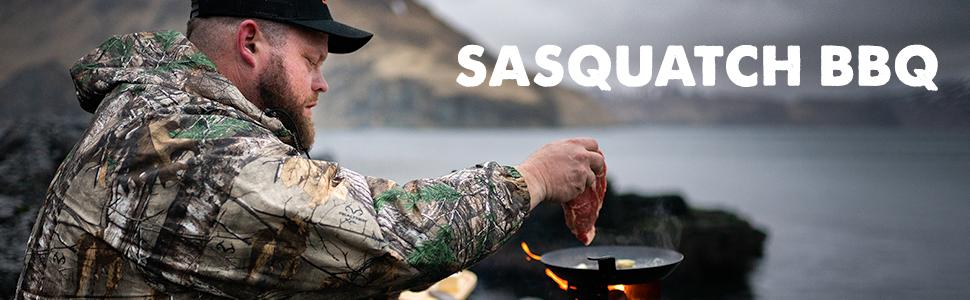 Sasquatch BBQ
