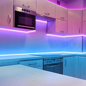 Alexa led light strip