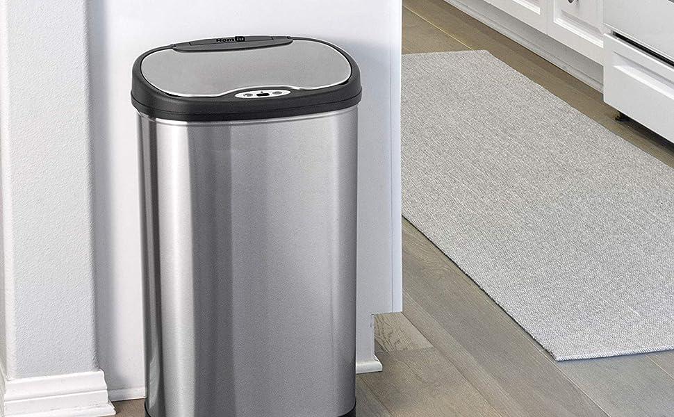 kitchen throwaway bin indoors premium high value