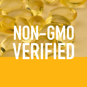Vitamin D3 non gmo verified