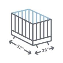 Fits a Standard Size Crib