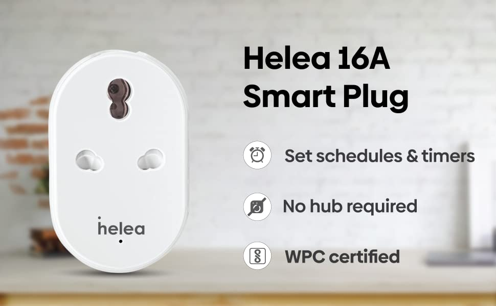 Helea 16A Smart Plug