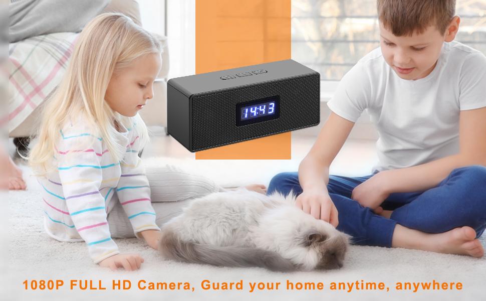 Bluetooth Music Speaker camera