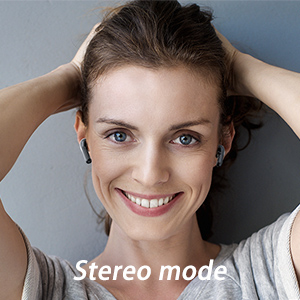 Stereo/Mono Mode