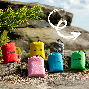 BEARZ Outdoor Pocket Blankets all colors