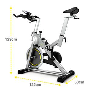 Bluefin Fitness Bicicleta Tour SP | Kinomap | Video Coaching y ...