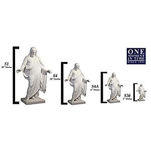 "Amazon.com: 3"" Inches LDS CTR Christus White Cultured"
