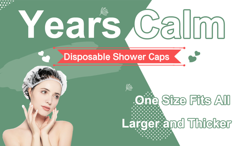 shower caps reuseble