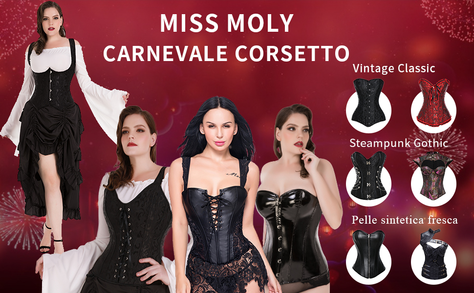miss moly corset
