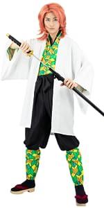 Sabito costume