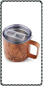 travel mug with handle