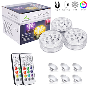 waterproof LED light
