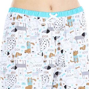 Capri and Pants Pajama Waistband