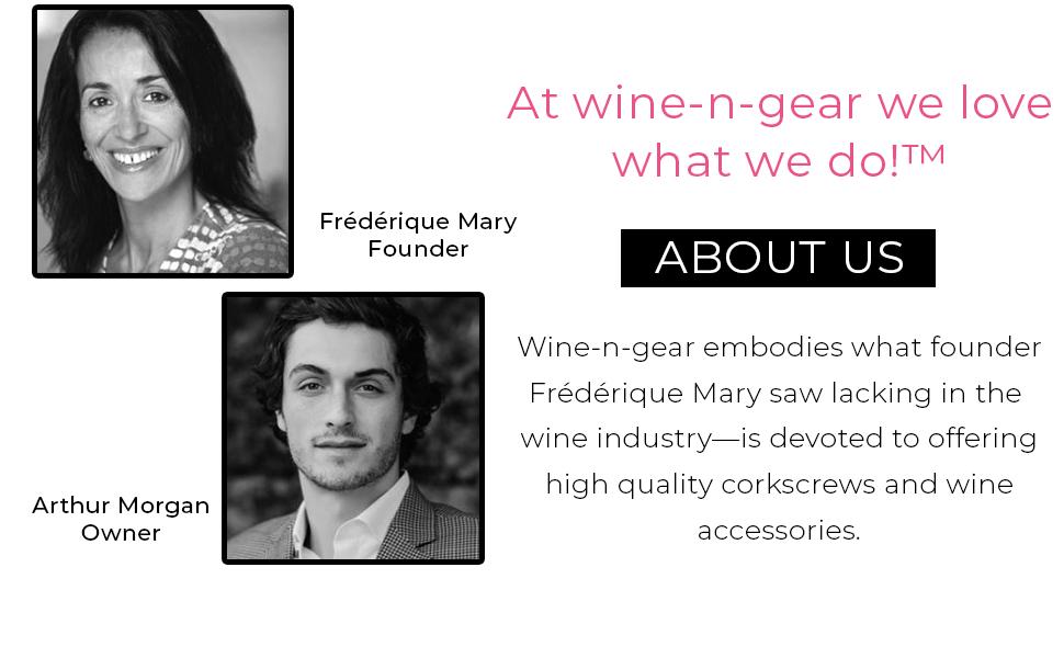 Prestige Waiters Corkscrew By Coutale Sommelier - Wine Bottle Opener
