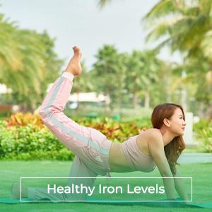 Maintain Iron Levels