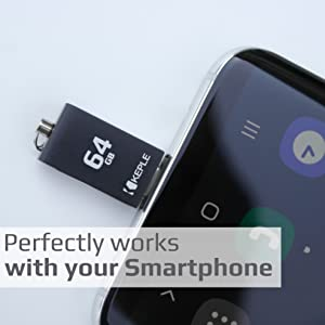 U11 U11 Life U11 Eyes U12+ U Play 64 GB Type C Data Thumb Drive USB Memory Stick 64GB USB C 3.0 High Speed Dual OTG Pen Flash Drive Compatible with HTC 10 U11+ U Ultra 10 Lifestyle 10 Evo