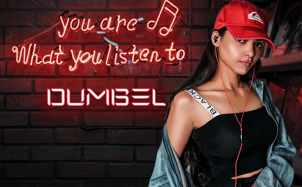 Dumbel jbl original full bass with mic all brand earphone and charger case earphone akg original