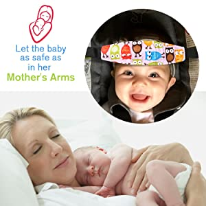 car seat pillow baby head holder for sleep baby