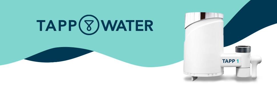 TAPP Water TAPP 1 - Sistema de Filtración para grifo - Filtra ...