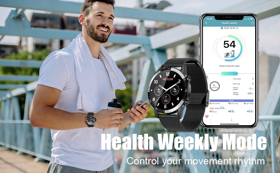health weekly