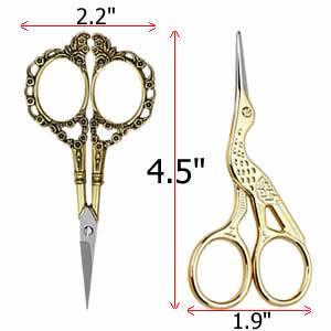 scissors size