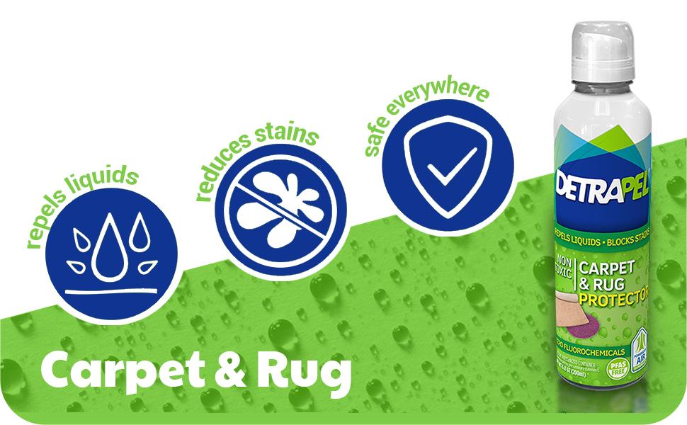 detrapel, repel liquids, reduce stains, safe, fabric, clothing, protector, PFAS-free, shark tank