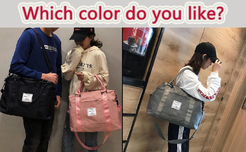 AUSTARK Travel Duffel Bag for Men Women