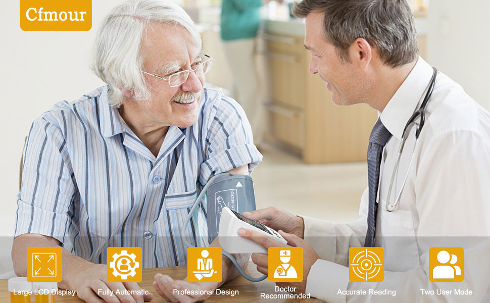 blood pressure machines for home use
