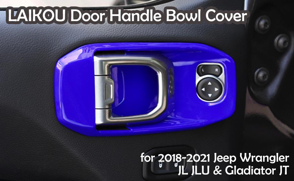 master door handle bowl