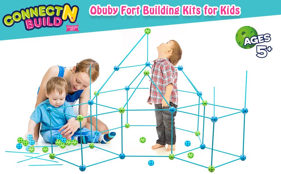 fort maker for kids