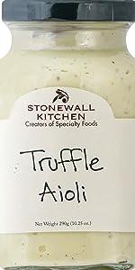 Truffle Aioli Spread Condiment