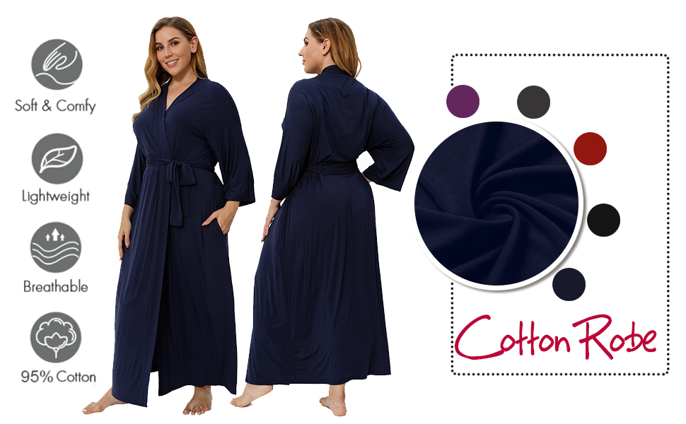 plus size long robes for women plus size robes for women maternity robe plus size long robe