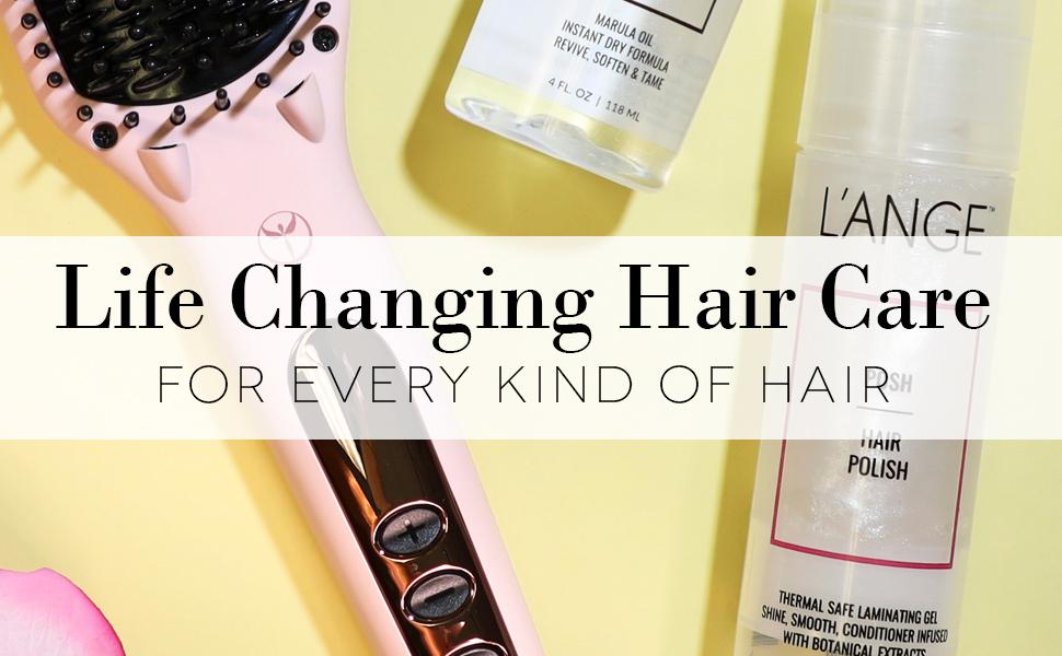 Design essentials reflections liquid shine humidity resistant hair polish luminous oil lightweight