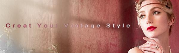 Radtengle Create Your Vintage Style