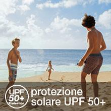 protezione solare UPF50+