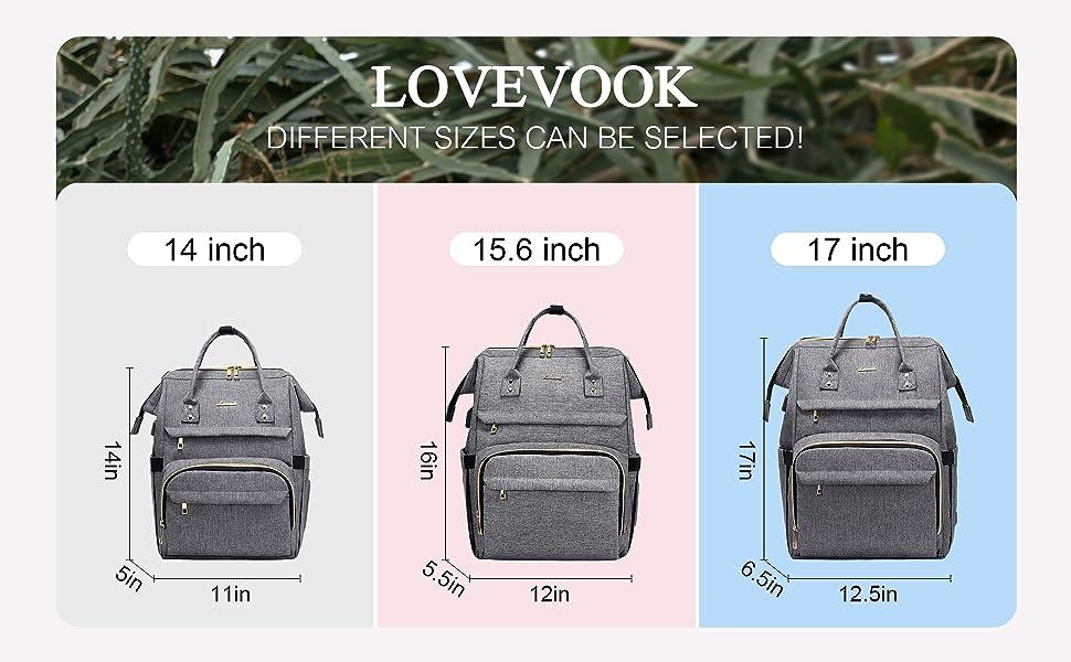 lovevook rucksack