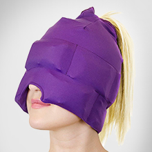 cold cap therapy headache hat migraine ice pack migraines relief