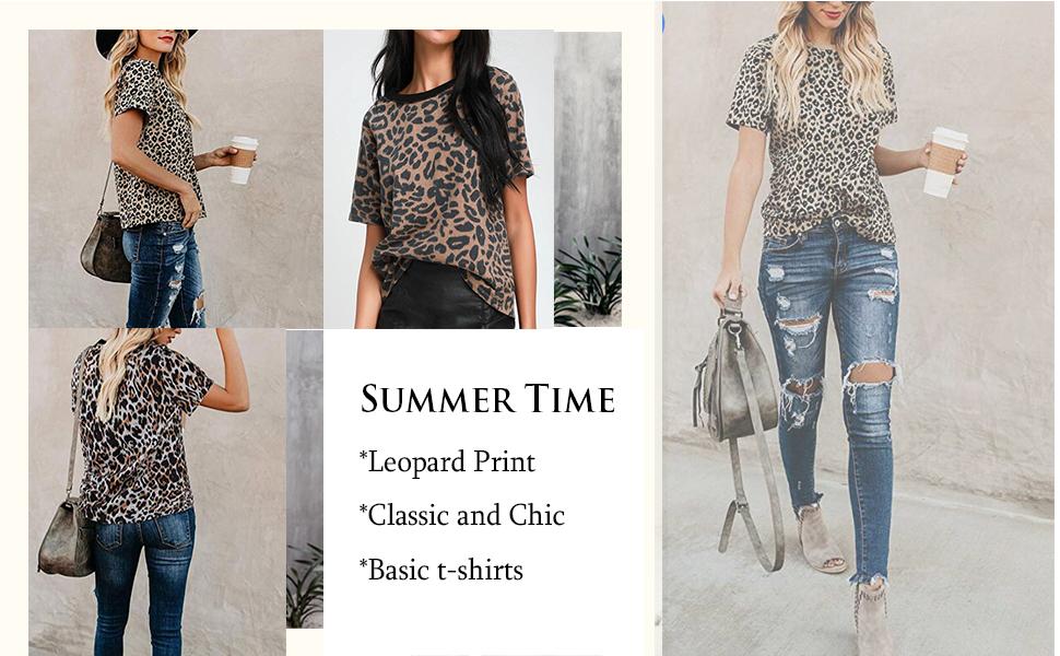 leopard tops