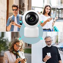 1080P home WiFi camera