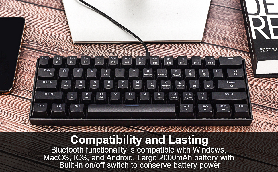 60 keyboard