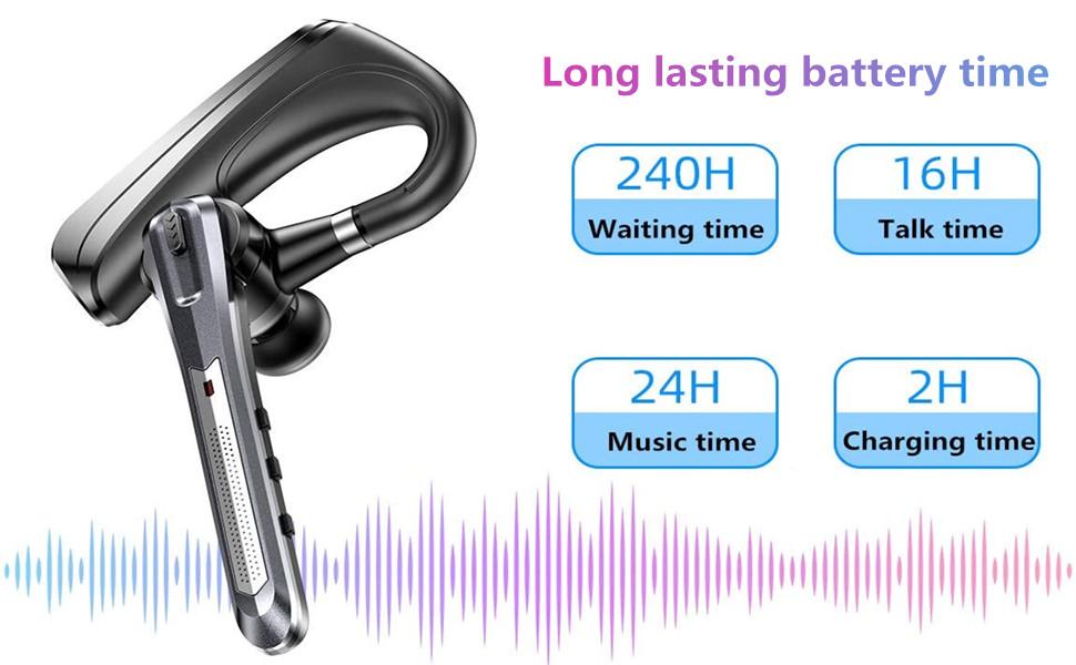 Bluetooth Earpiece V5.0
