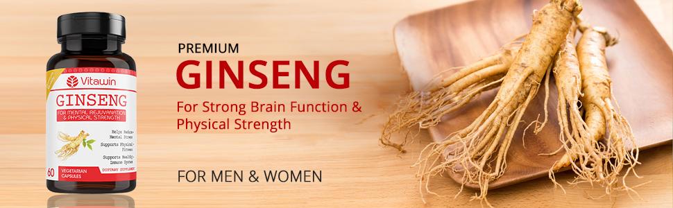 ginseng immunity strength physical