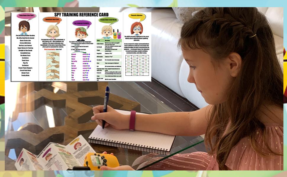 Kids Game Kids Activity scavenger hunt walkie-talkies kid activitys boys toys game board for kids