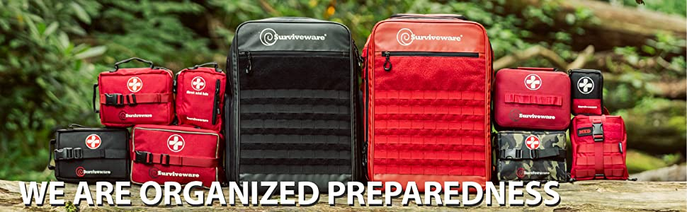 Surviveware - We are Organized Preparedness