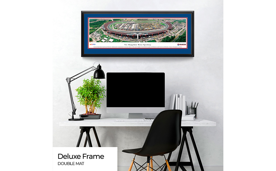 New Hampshire Motor Speedway home office